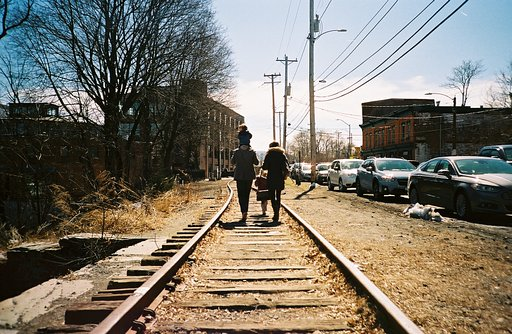Recap: This was our LomoWalk in Beacon, New York