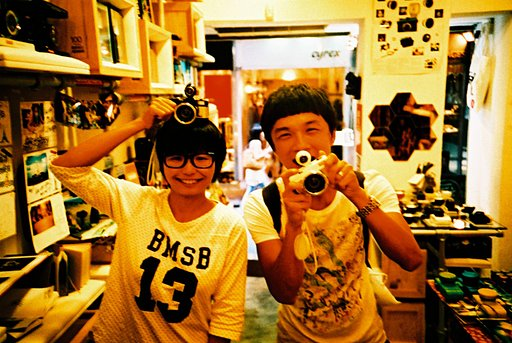 Lomography Is Looking For Fresh New Talents In Hong Kong