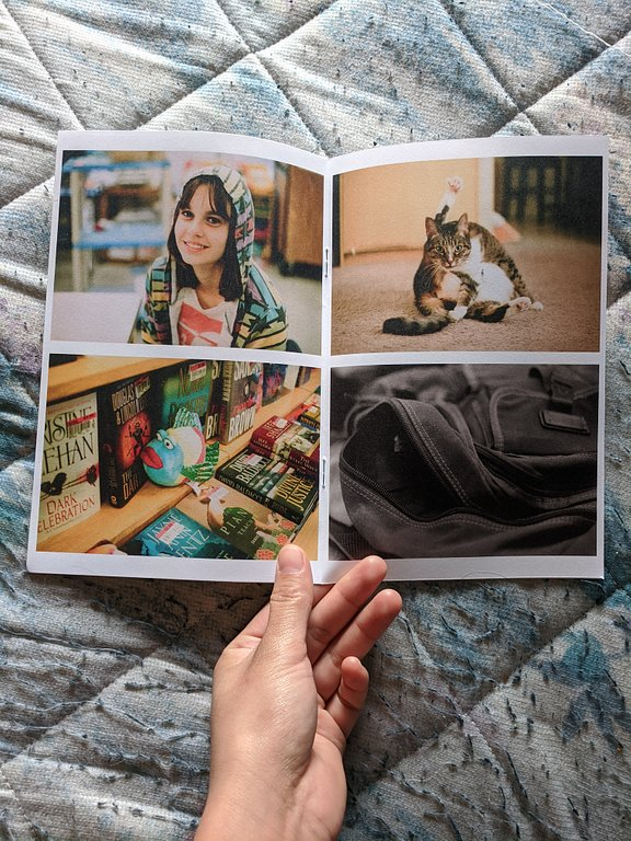 10 Years In Film: A Zine by Mara Gervais