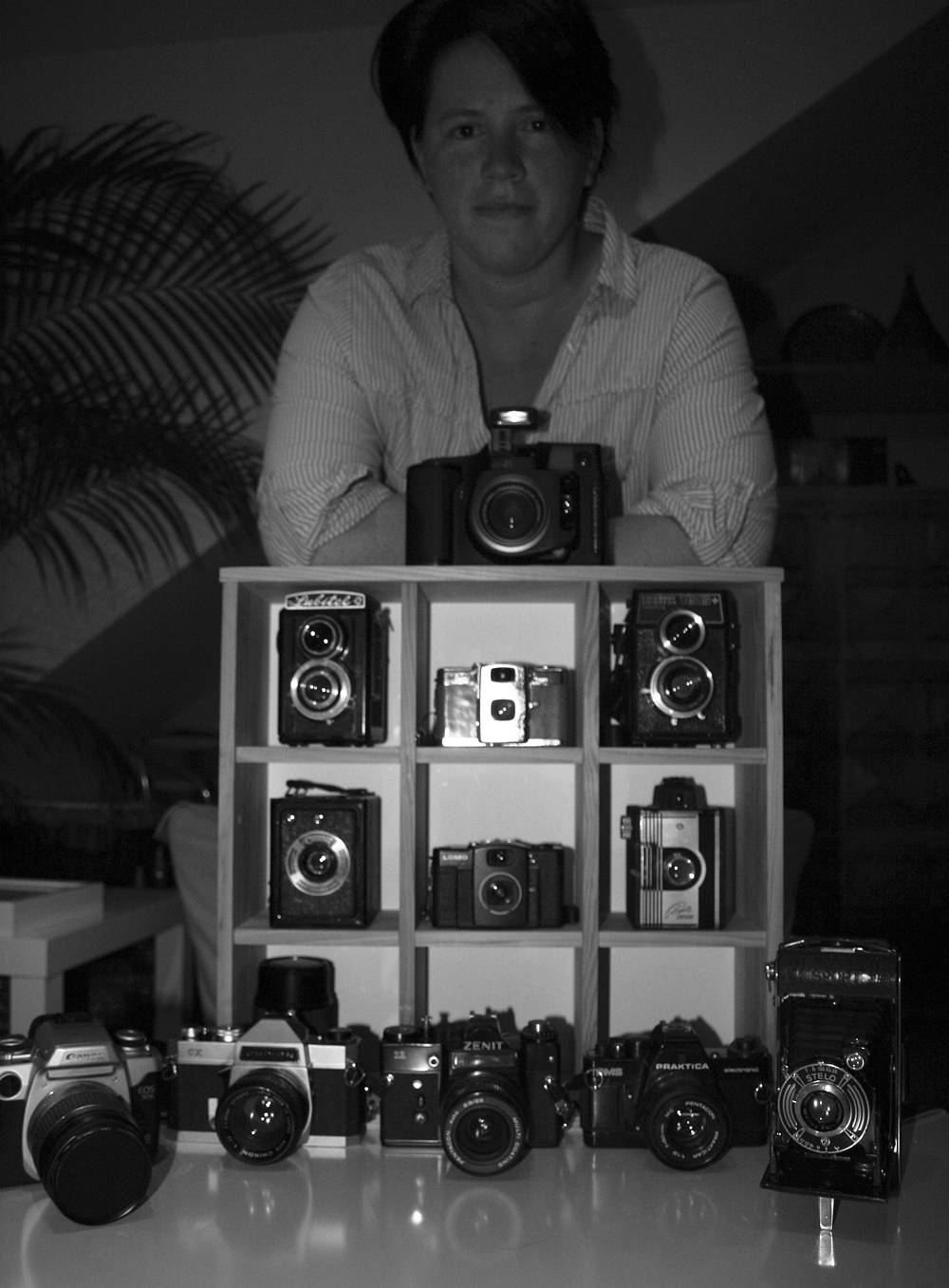 Camera Collections: Lomographer sandravo's Analogue Obsession