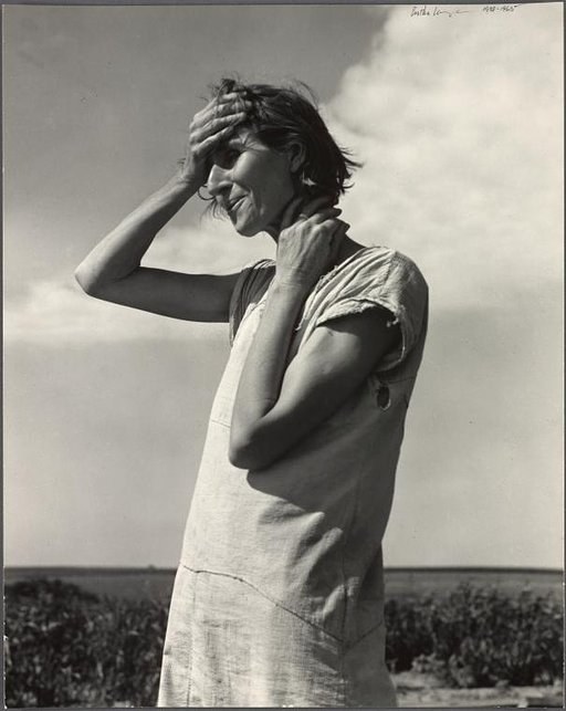 Dorothea Lange: Portraits of American Country Women