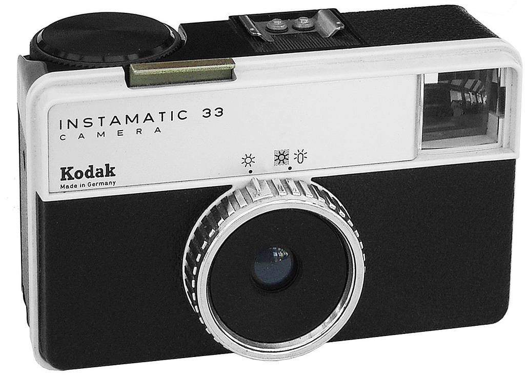 A Review of the Kodak Instamatic 33