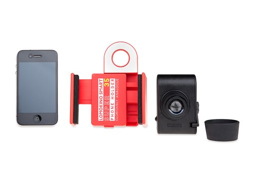 How to Use the LomoKino Smart Phone Holder