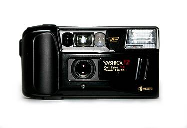 Yashica T3 - Not Another Terminator