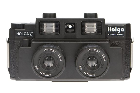 6 Stereoscopic Cameras for Analogue 3D Photography