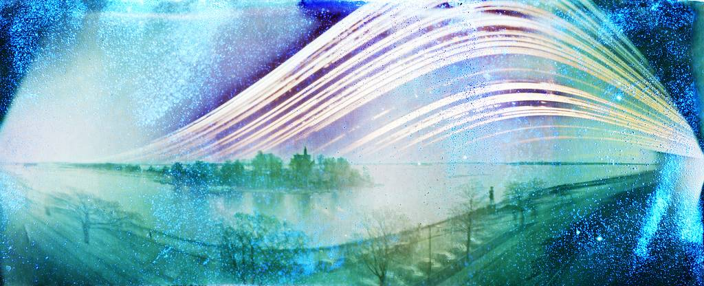 Lomography Meets Solargraphy