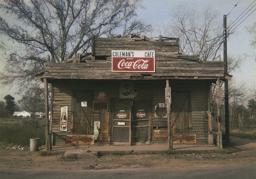 William Christenberry: A Photographic Juxtapose of Winter and Summer