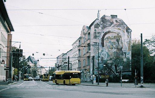 "A LomoWalk with ""Berlin on Film"" Community — Part II"