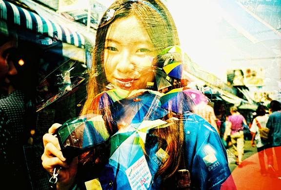 Awesome Filmswap Lomographs Taken with the LC-A and LC-A+