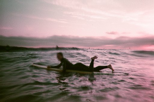 Mattson Culbert on Minimalistic Surf Photography with the Underwater Simple Use Camera