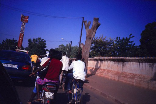 Ouagadougou, an african big city