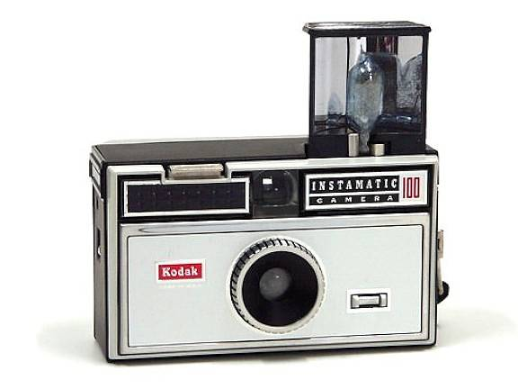 Lomopedia: Kodak Instamatic 100