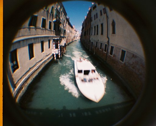 Fisheye Baby 110 Destination: Vanishing Venice