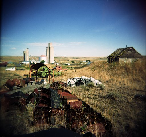 Govan, Washington: A Ghost Town In Wheat Country