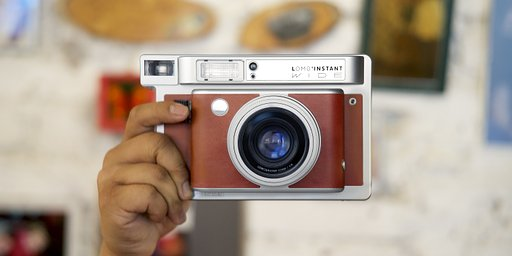 Lomo'Instant Wide Camera and Lenses (Central Park Edition)