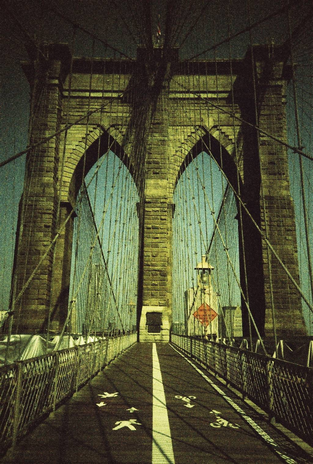 Urban Adventure: The Brooklyn Bridge