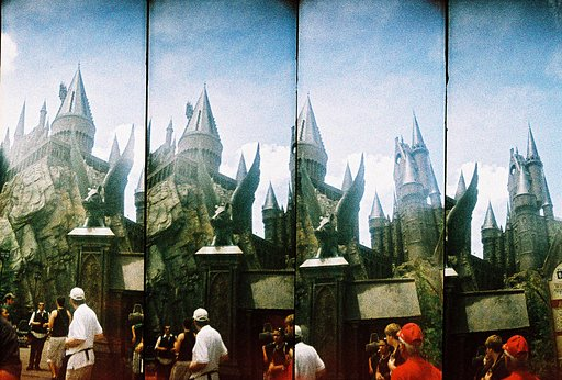 Hogwarts for Muggles: The Wizarding World of Harry Potter