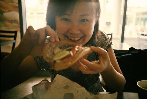 Tasty Photos from the Singaporean Lomography Community