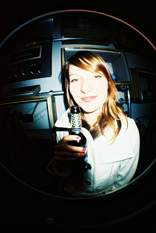 Lomography Gallery Store Cologne - Partygesichter Galerie