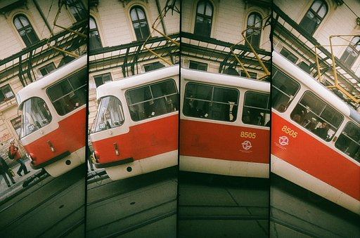 Lomography Guide to Prague: Catch the Tram!