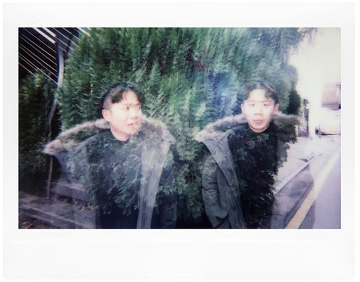 Returning Amigo Walter Tan and the Lomo'Instant Wide in South Korea