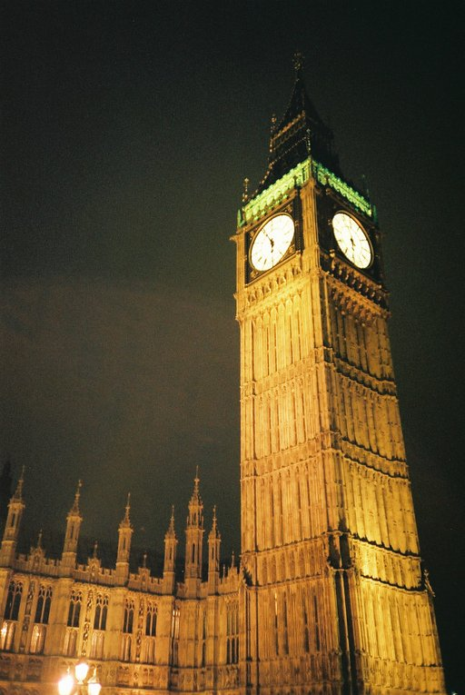 Today in History (1859): Big Ben chimes for the first time