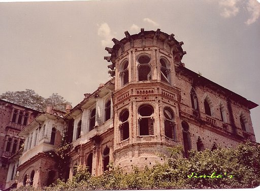 Haunted Locations: Kellie's Castle