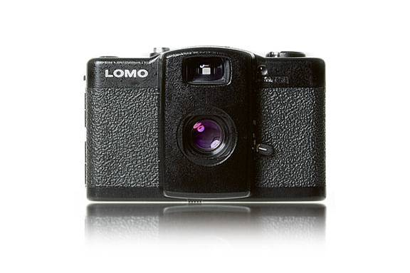 A Shaky Start with the Lomo LC-A+