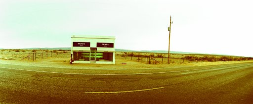 Prada Marfa Installation Now a Museum