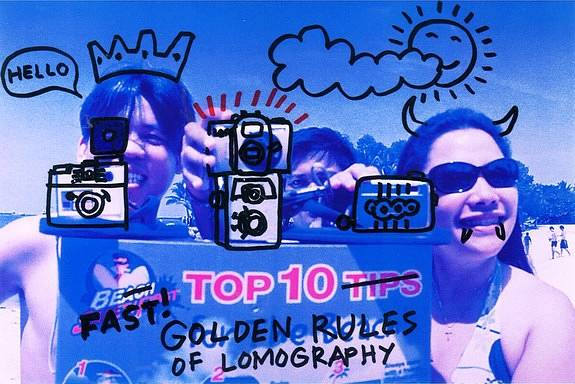Work for Lomography in Singapore!