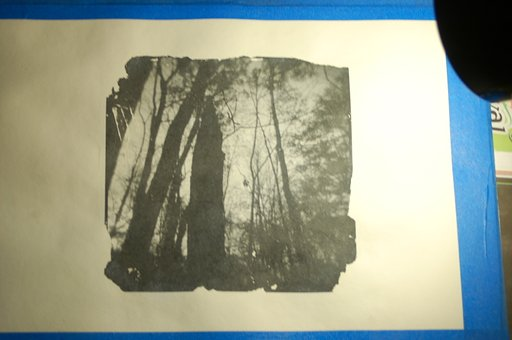 Alternative Lomograph Printing With Emulsion Transfers!