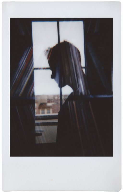 Ramiro Lopez with the Lomo'Instant Automat
