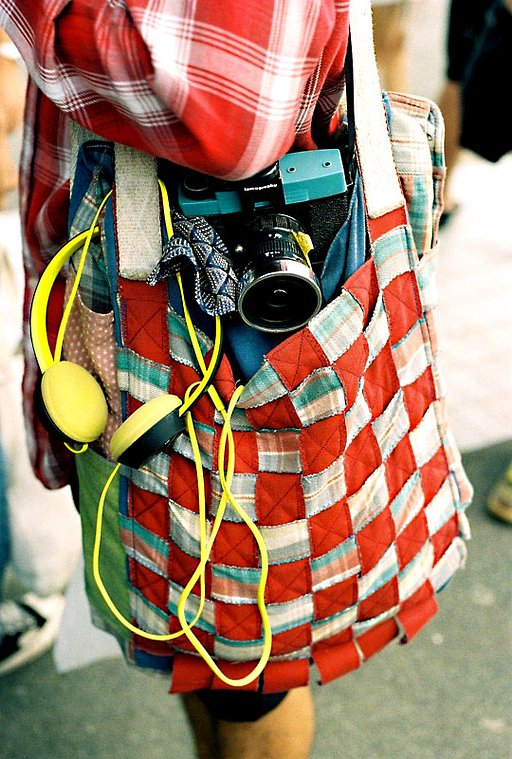 Of Wanderlust and Film Cameras