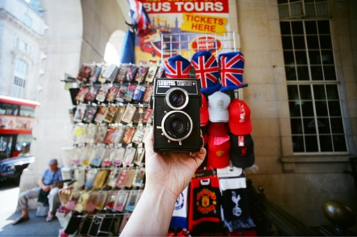 Lomography Soho Workshops and Events for April