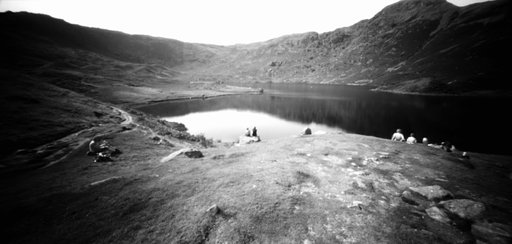 Easdale Tarn - An Oasis of Peace