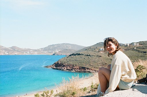 Around the World in Analogue: Charms of Greece
