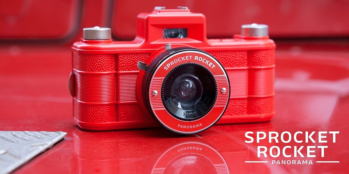 Sprocket Rocket Red