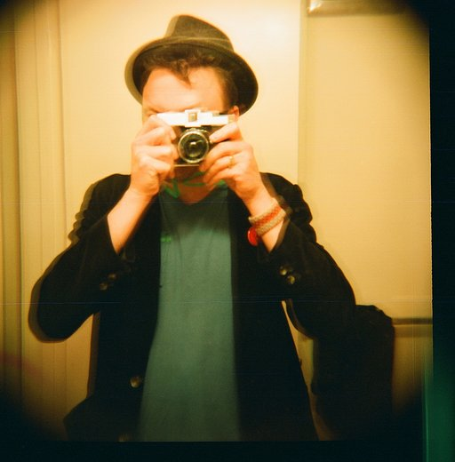 Analogue Adventures with LomoAmigo Broke-Ass Stuart