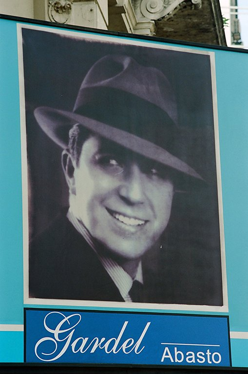 Carlos Gardel: The Guy in a Fedora Everywhere in Buenos Aires