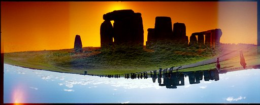Photo Stories: Panorama EBS at Stonehenge #1 by buckshot