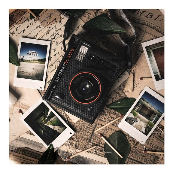 Days Gone By: A Lomo'Instant Automat Glass Series