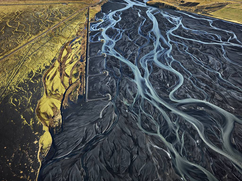 The Many Faces of Water: Edward Burtynsky