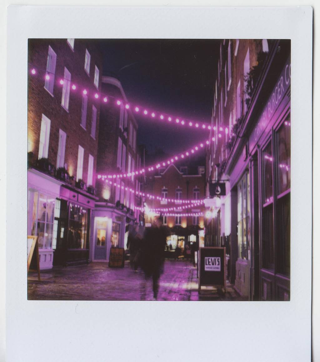 A Study of Colors with the Lomo'Instant Square Glass