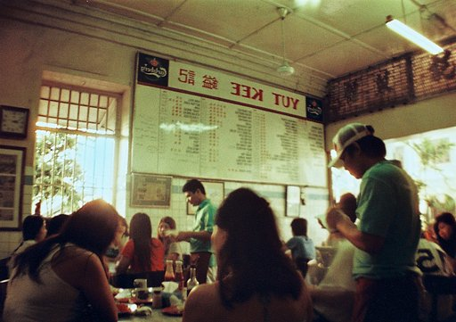 Yut Kee Restaurant: Malaysians' Favorite Breakfast Place
