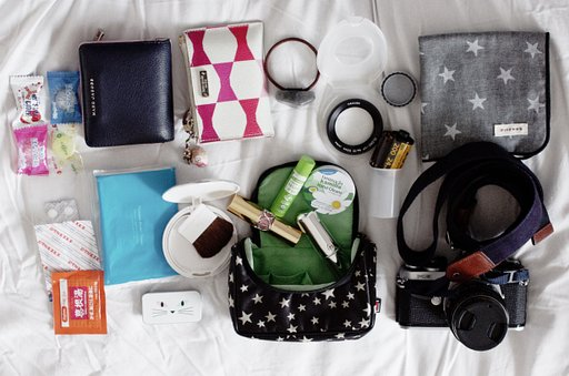 Mii Yatogi: What's In Your Bag?