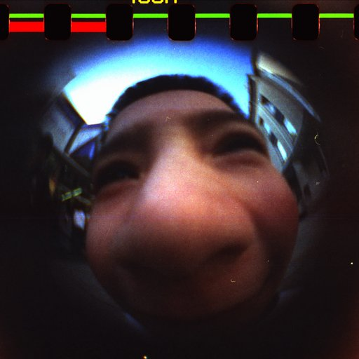 Your Door Viewer Becomes a Fisheye Lens