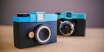 Pinhole F Camera by Ray Panduro