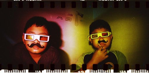 Lomography X Calais Tea : Mustache Artisan Rumble Winner Announcement