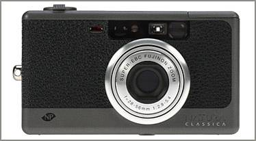 Fuji Natura Classica: A Camera That Sees the World Like You Do