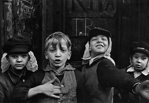 Helen Levitt in New York: A Retrospective